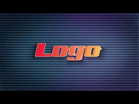 Grunge Industrial Logo After Effects Templates