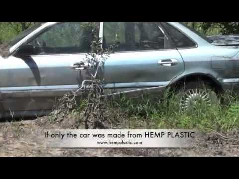 NEW! Henry Ford 2nd Hemp Plastic Video SD