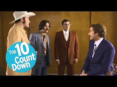 Top 10 Unexpected Singing Moments in Non-Musical Movies
