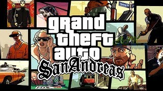2 Grand Theft Auto: San Andreas Жирный Качёк CJ