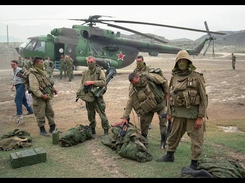Spetsnaz • Chechen War
