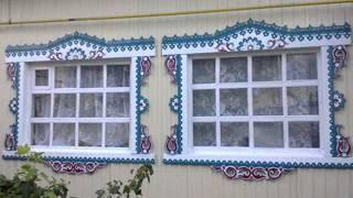 видео Наличники на окна в деревянном доме + фото