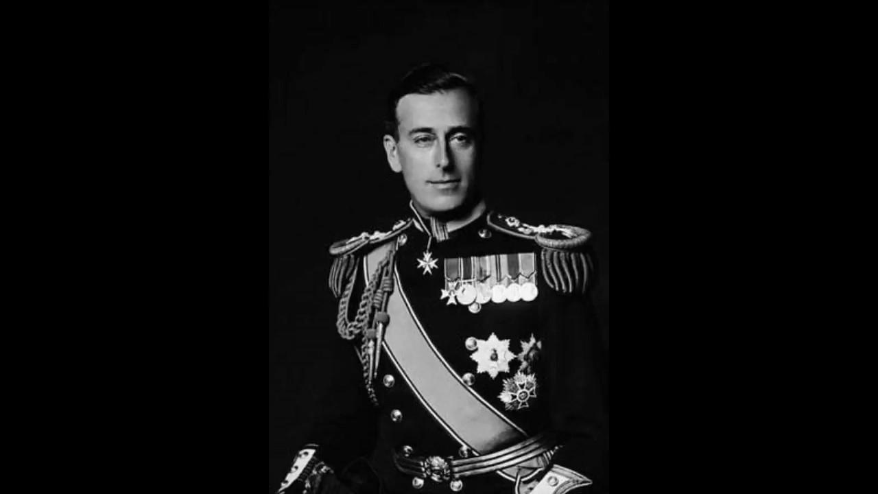 マウントバッテン卿 ( Lord Louis Mountbatten ) 何故日本が其処まで ...