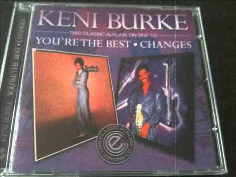 Keni Burke - You're The Best
