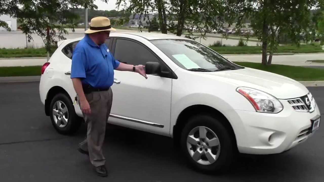 used 2011 nissan rogue s 4wd for sale at honda cars of bellevue an omaha honda dealer youtube. Black Bedroom Furniture Sets. Home Design Ideas