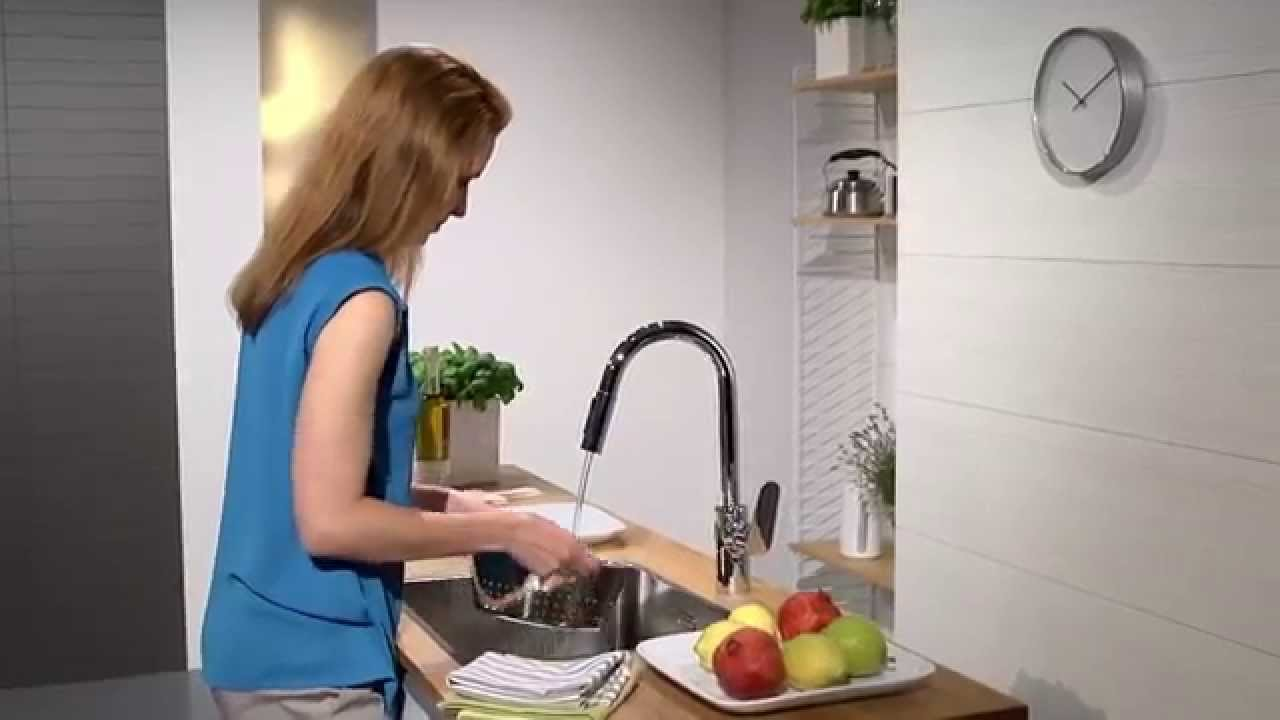 100 hansgrohe talis kitchen faucet faucet com in c