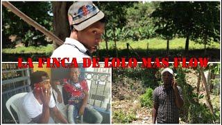 La finca de Lolo mas flow (El Descuidista) ft Lolo mas flow y Alfredo promotion tv