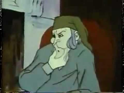 a christmas carol animated tv 1969 pt 3 youtube - A Christmas Carol Animated