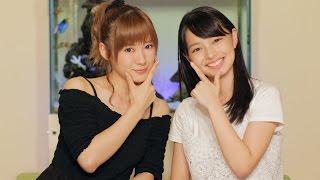 MCは、モーニング娘。'16生田衣梨奈と、アンジュルム上國料萌衣! 夏の...