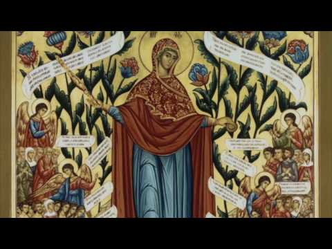 Byzantine chant - Τη Υπερμάχω Στρατηγώ