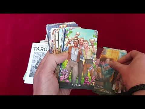Gregory Scott Tarot vidéo