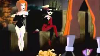"Static Shock - Poison Ivy and Harley Quinn Episode ""Hard As Nails"""