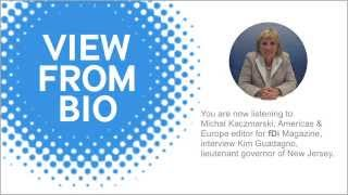 Interview with Kim Guadagno, lieutenant governor of New Jersey - BIO 2014