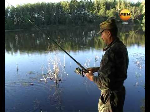 рыбалка видео куприн