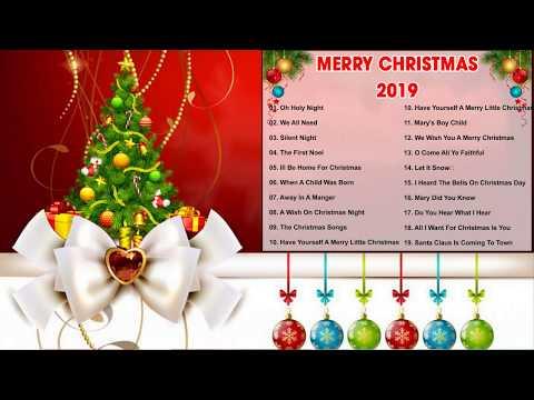 Christmas Music Youtube Playlist.Best Christmas Songs New Playlist 2018 Christmas Songs