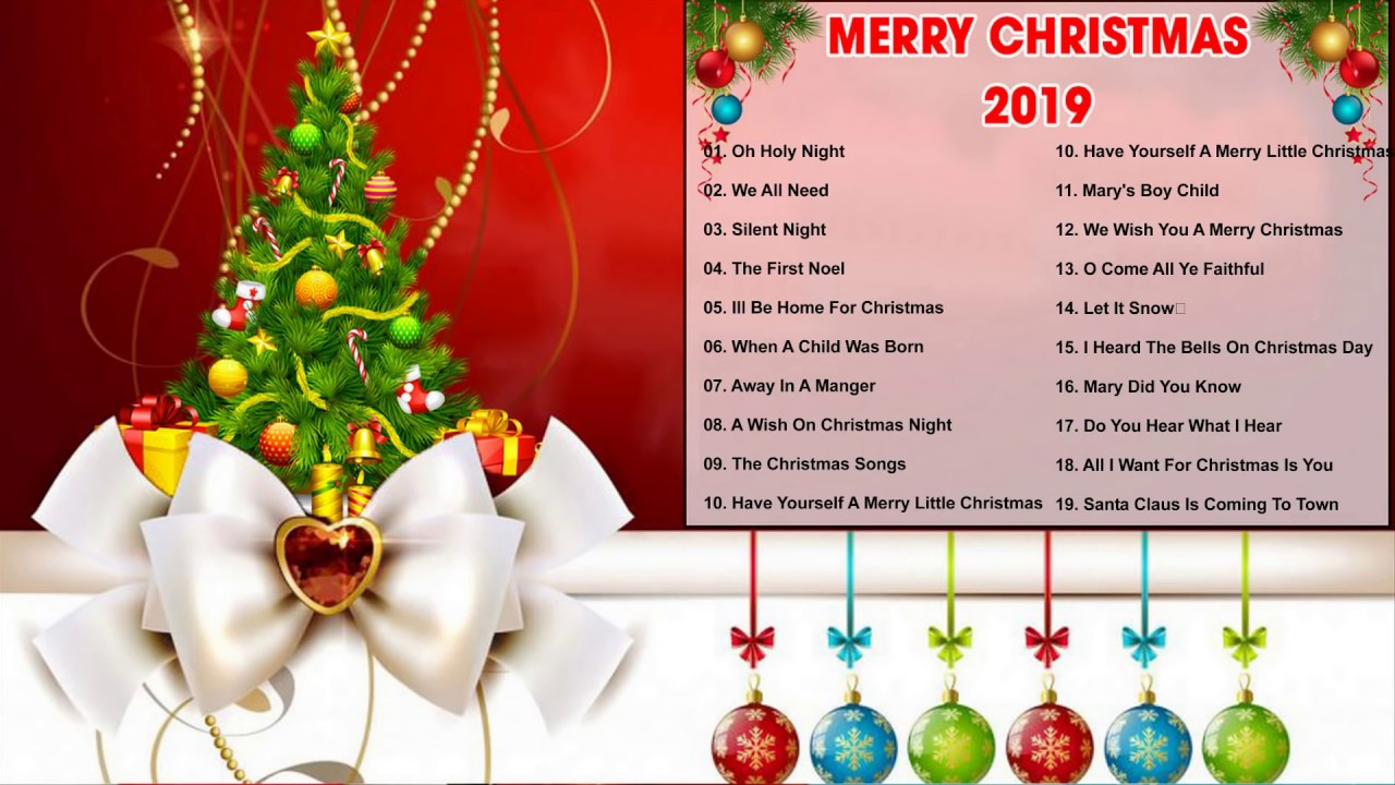 Coming Home For Christmas 2019.Top 30 Songs Of Christmas 2019 Best Songs Of Merry Christmas 2019 Christmas Songs Playlist