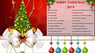 Top 30 Songs Of Christmas 2019 - Best Songs Of Merry Christmas 2019 - Christmas Songs Playlist