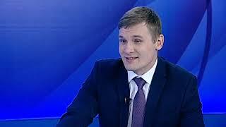 Глава Хакасии Валентин Коновалов - в \
