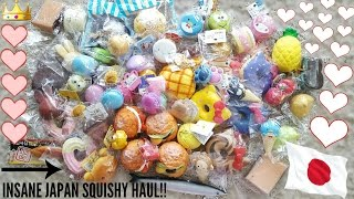 INSANE JAPAN SQUISHY HAUL!
