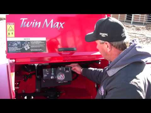 Conditioning Tips: Adjusting Roll Tension on a Hesston® TwinMax Header