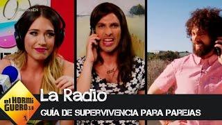 Juan y Damiana homenajean a la radio - El Hormiguero 3.0