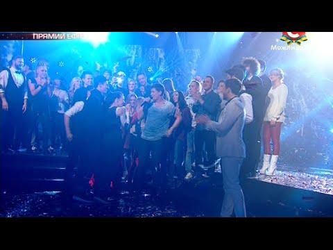 Дмитрий Бабак (Победитель Х-фактор 5 ) - Гололед Гала-концерт(27.12.2014)