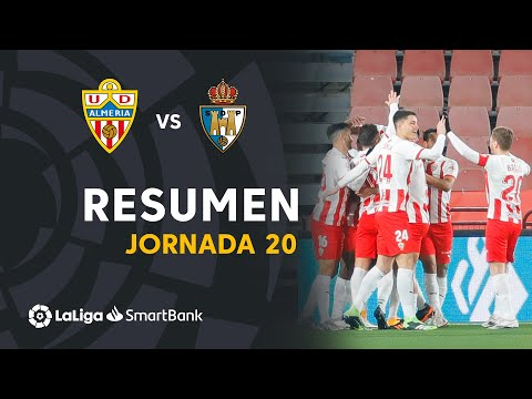 Almeria Ponferradina Goals And Highlights