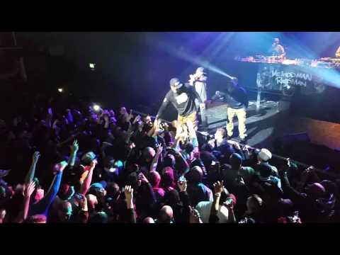 Method Man & Redman Birmingham UK 26.04.16
