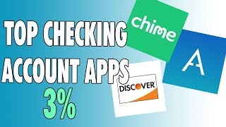 Top 3 Online Checking Accounts Apps | Real Review