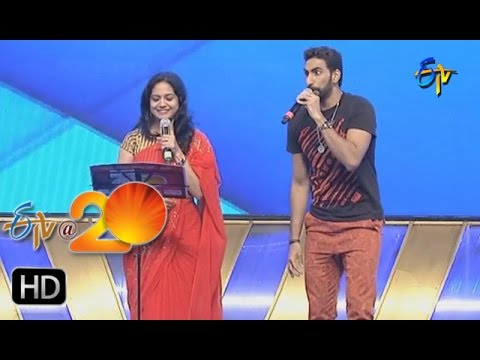 Karunya,Sunitha Performance - Orugalluke Pilla Song in Anantapur ETV @ 20 Celebrations