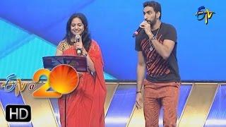 Karunya,Sunitha Performance - Orugalluke Pilla Song in Anant...