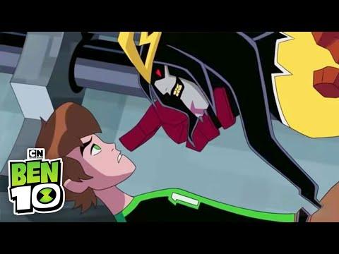 Omniverse: Kevin vs. Swampfire   Ben 10   Cartoon Network - YouTube