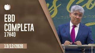 ESCOLA BÍBLICA DOMINICAL 17h40 | Igreja Presbiteriana de Pinheiros | Rev. Hernandes Dias Lopes