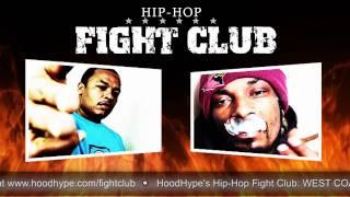 Hip-Hop Fight Club - Dr. Dre vs. Snoop Dogg
