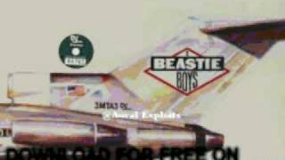 beastie boys - Paul Revere - Licensed To Ill