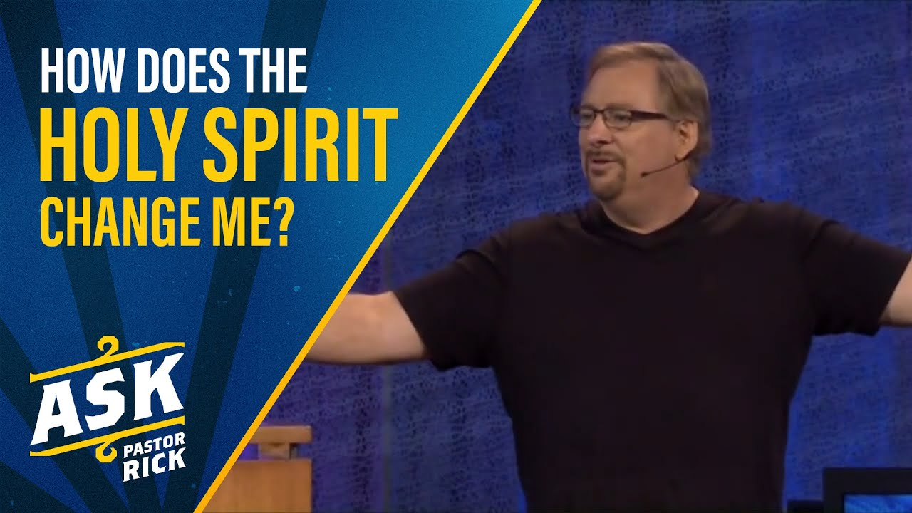 How Does the Holy Spirit Change Me? (The Invisible War)