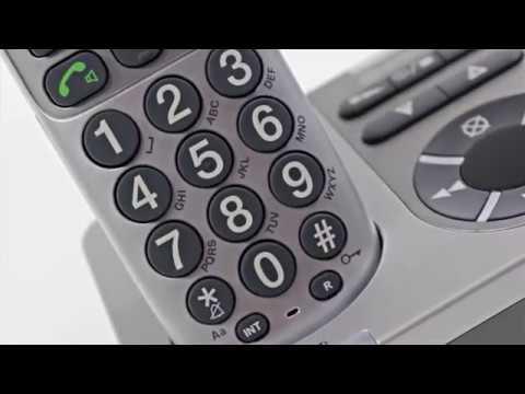 Seniorentelefon Amplicomms BigTEL 280