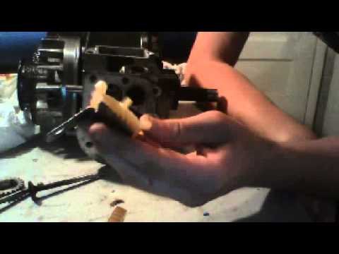 how to convert gas engine to diesel youtube. Black Bedroom Furniture Sets. Home Design Ideas