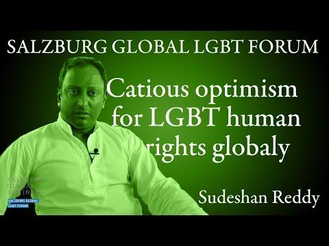 Sudeshan Reddy On Cautious Optimism For LGBT Human Rights Globally | Salzburg Global LGBT Forum