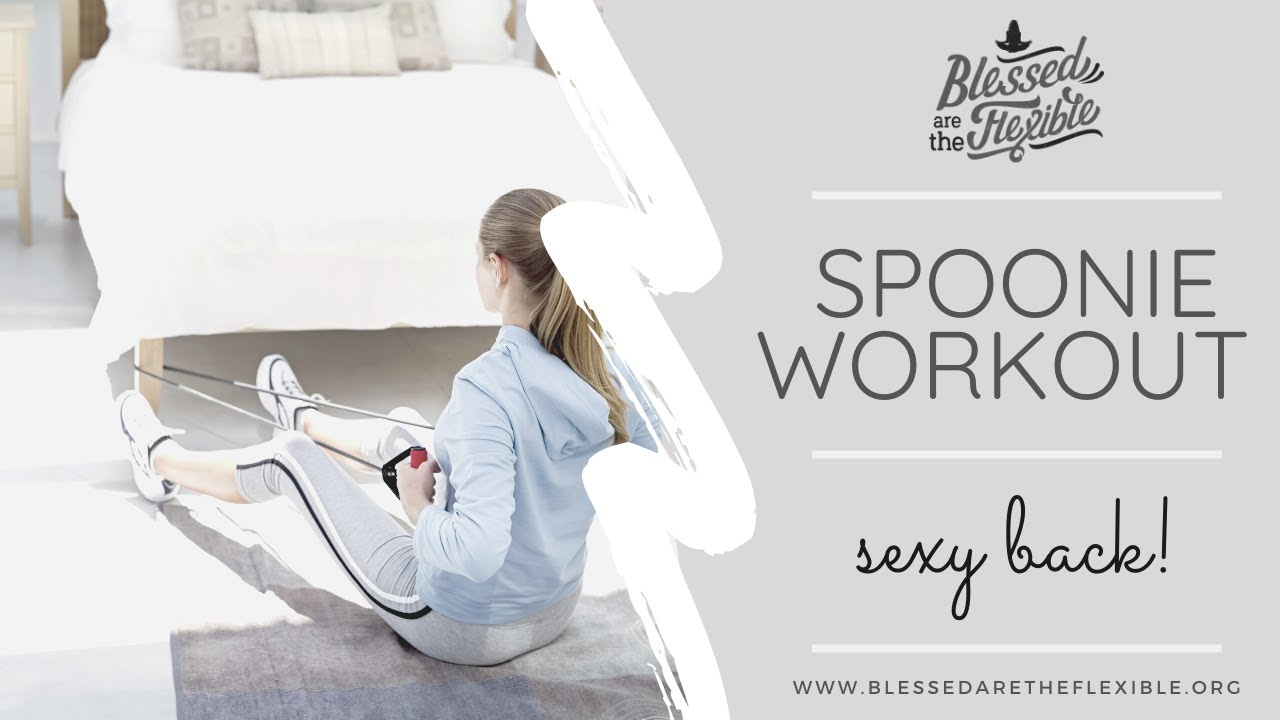 Spoonie Workout: Back with Resistance