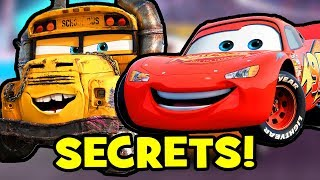 20 SECRETS You Need To Know About CARS 3!