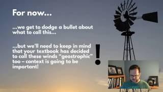 WINDPOWER    Ekman Layer Winds, Part 1