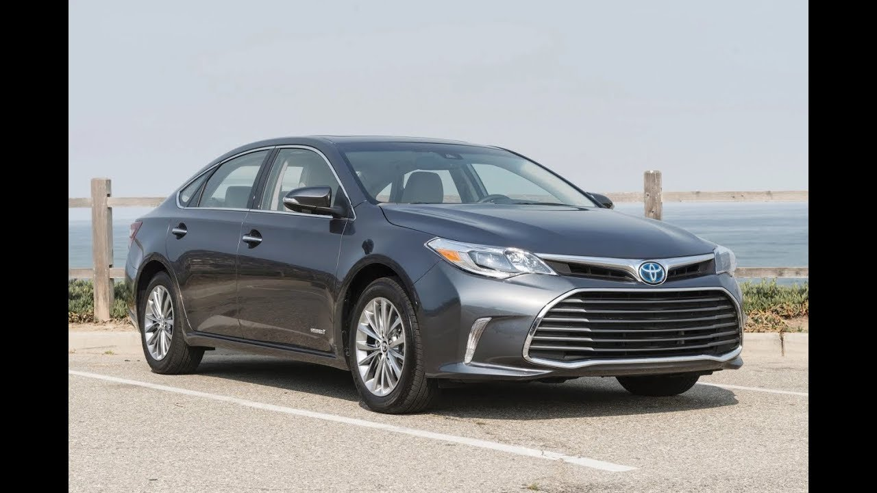 Toyota Avalon Hybrid 2018 Car Review