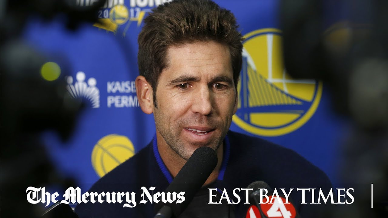 Warriors' GM Bob Myers on contract talks with Kevin Durant