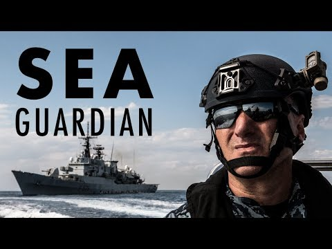 Patrolling the Mediterranean: NATO Operation Sea Guardian
