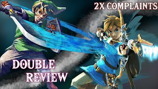Skyward Sword + Breath of the Wild Review - The Building Blocks of the Next Zelda