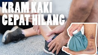 Siapa dari Anda yang selama hamil sering sekali merasakan kram pada kaki, kesemutan pada pergelangan.