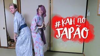 JAPÃO - COLOCANDO FOGO NO HOTEL - Karen Bachini