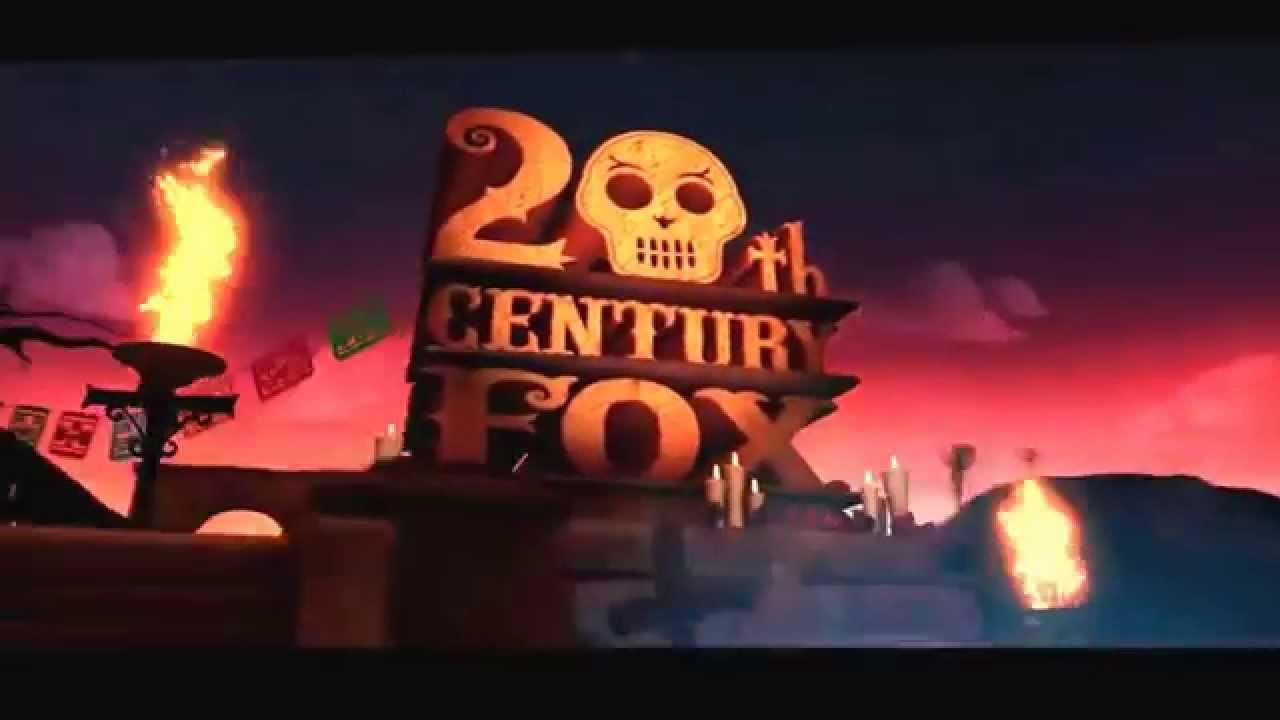 20th Century Fox Halloween logo (first half) - YouTube
