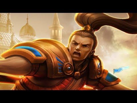 видео: Лига Легенд | Джангл Ксин Жао - Охота на Волибира.